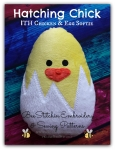Hatching Chick Softie 5 sizes
